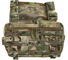 Hill People Gear Waxed Canvas Kit Bag Olive Weather Resistant Buschraft edc ccw