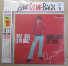 """7"""" Vinyl Hit Come Back, Roy Black """"Frag nur dein Herz, Good Night my Love"""""""