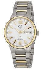 ETT ECO TECH TIME Solar Drive Funk Herren-Armbanduhr Everest II EGT-11322-11M