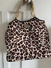 Tory Burch Leopard Print Bag