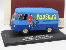 Ixo 1/43 - Peugeot J7 Velosolex 1967