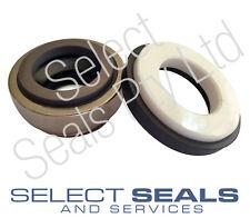 ABS B01 Pump Seals, John Crane BT 25 mm Type 55 Mechanical Seal, Carbon Ceramic