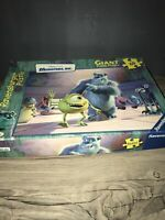 RAVENSBURGER Disney Pixar Monsters Inc Giant 60 Piece Floor Puzzle Jigsaw 4+