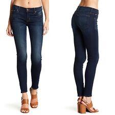 dbe1c333c Hudson Women's Krista Super Skinny Ankle Jeans Size 28 Dark Wash Pali Low  Rise