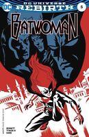 BATWOMAN #5 Michael Cho Variant DC Comics Rebirth 1st Print