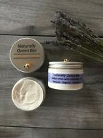 Lavender Body Lotion. Natural Organic Essential. 150ml. Body Butter