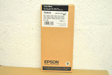 Cartouche EPSON T6931 350ml Photo Black SureColor SC-T3000 T3070 T3200 10/2018
