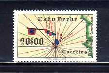 Cape Verde scott#286 (1952) Discoveries 20$00 OG MNH**