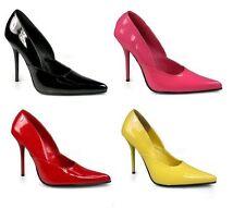 Pleaser Stiletto High (3-4.5 in.) Women's Heels