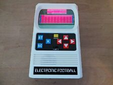 Mattel Classic Football Electronic Game Remake Guardians of the Galaxy 2