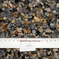 Rough Opal from Lightning Ridge Black Opal Country, Opal Rough Parcel - Ro2172