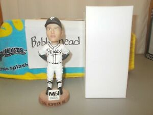 NIB 2004 CAL RIPKEN SR TIMBER RATTLERS BREWERS BOBBLEHEAD SGA 6/12/04 FOXES