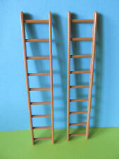 PLaymobil* 2 Stück Leiter Set zu  3666 3667 3268 , 4865 4866 Treppe Ritterburg