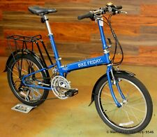 Folding City Road Bicycle Bike Friday Pocket Companion - Great Condition - Small