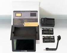 "SmallHD FOCUS 5"" On-Camera IPS Touchscreen Monitor With Tilt Arm, 2 batteries"