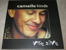 camelle Hinds - Vibe Alive - NUOVO - LP DISCO
