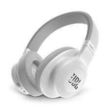 JBL E55BT Signature Sound Bluetooth Over Ear Foldable Écouteurs sans fil Blanc