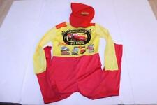 Youth Lightning McQueen CARS S Outfit Costume
