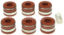 Mahle Engine Valve Stem Oil Seal Set 6 pcs for Dodge /  Freightliner / Kenworth