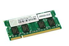 268793-1126 GENUINE TRANSCEND LAPTOP MEMORY 2GB DDR2 800 (CA610)