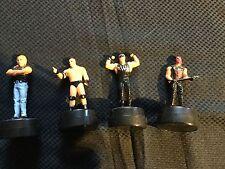 WCW NWO Hulk Hogan Goldberg Sting Nash Stamper Combo pack WWF LJN WWE Hasbro