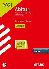 STARK Abiturprüfung Bayern 2021 - Biologie | Bundle | 1 Taschenbuch | Deutsch