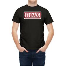 T shirt Hoax Stamp Message T25X38