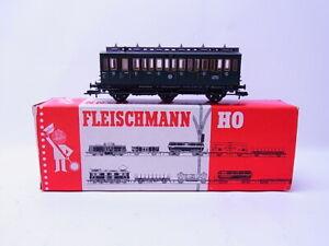 83017 Fleischmann H0 5092 Abteilwagen 3. Klasse in OVP