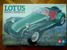 Tamiya Lotus Super 7 Series II 1/24 item 24046 vintage