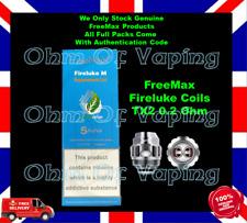 Freemax TX2 Coil   TX Mesh Coils for Fireluke / Twister   0.2 Ohm TX2