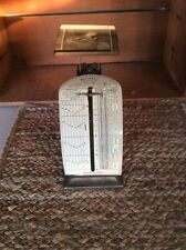 Vintage National Postal Scale, Foreign Letters, Pelouze MFG, Chicago