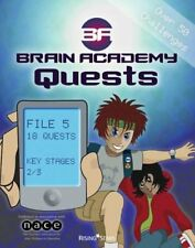 Brain Academy Quests: File 5,various