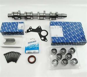 Camshaft Set Ks Bearing Screws Hydros Gasket Wedi VW Audi 1,9 2,0 Tdi 8V