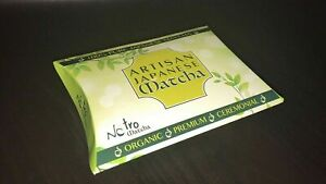 Pure Emerald Matcha Green Tea Sachets 2g - Brought to you by Nostro Cafe Costa