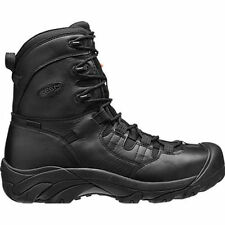 KEEN MEN'S OSHAWA LEATHER BOOT STEEL TOE