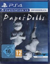 Paper Dolls - VR - Playstation PS4 - deutsch - Neu / OVP