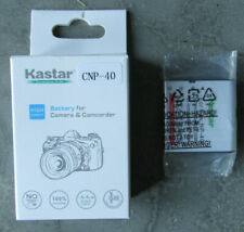 New Cnp-40 Battery for Casio + other digital cameras - new in Oem box !