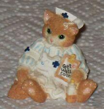L@K Calico Kittens Hard To Find Mini Nurse Kitty Mint