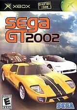 Sega GT 2002 (Microsoft Xbox, 2002) FREE SHIPPING