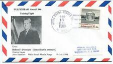 1980 GULFSTREAM Aircraft 947 Training Flight Overmyer Hayes Bassham White Sands