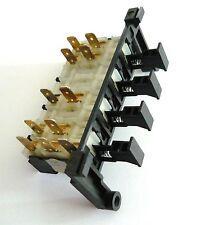 31x3454 Clavier Selecteur 4 touches BRANDT VEDETTE THOMSON ( 11 cosses)