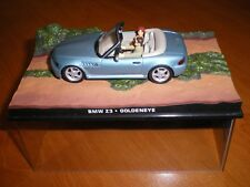 VOITURE COLLECTION JAMES BOND BMW Z3 GOLDENEYE