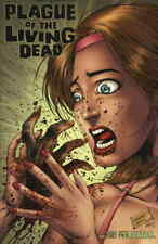 Plague of the Living Dead #4C VF/NM; Avatar | save on shipping - details inside
