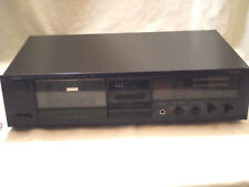 Yamaha  KX-200  Stereo Cassette Deck   15 W schwarz Made in Japan