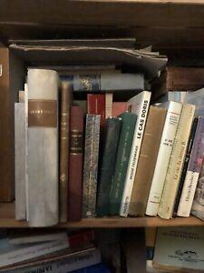 Lot 5kg livre Anciens et Recent pour revendeur