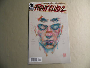 Fight Club 2 #1 (Dark Horse 2015) Free Domestic Shipping