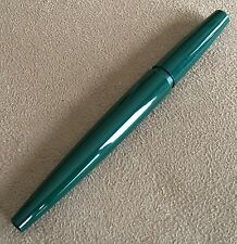 Mint Parker 45 Fountain Pen Barrel & Section, Green, New Old Stock