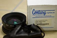 Century Optics .75x Wide Angle Lens- Panasonic AG-HVX200 AG-HVX200A Camcorder
