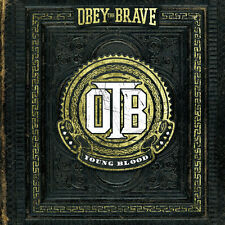 Obey The Brave ‎– Young Blood Vinyl LP Inc CD NEW