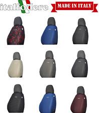 Fodere su Misura Coprisedili FIAT PANDA III 12-17 Set Completo Foderine + COLORI